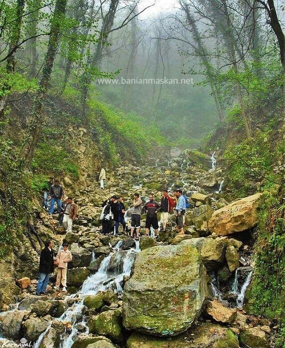 آبشار پری او
