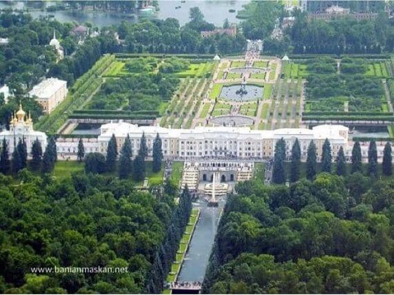 باغ ایرانی رامسر
