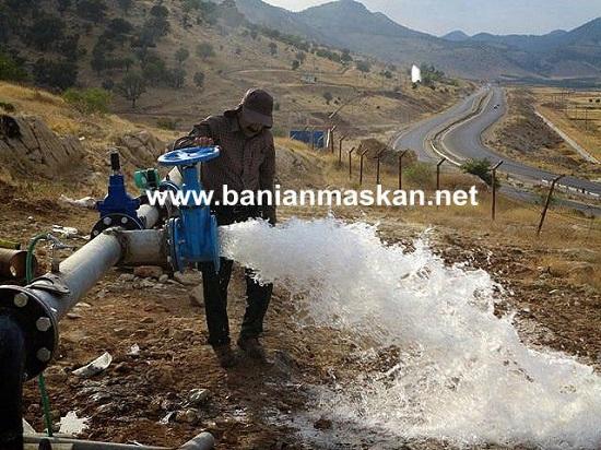 چاههای دستی در مازندران