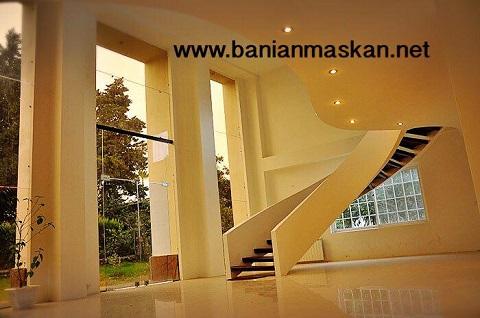 دیزاین داخلی ویلا لوکس