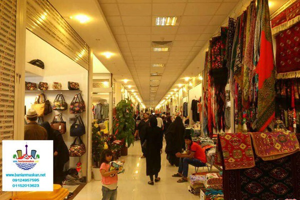 مرکز خرید مهر 1 ساری