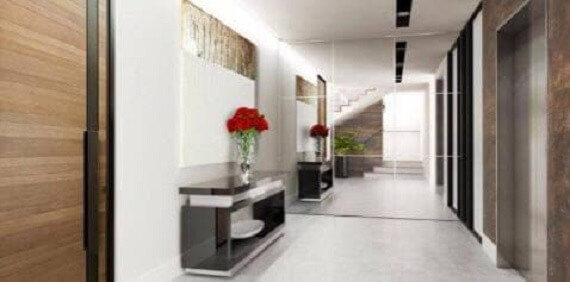 راه پله و راهروها بخشی از مشاع ساختمانهای اداری، مسکونی و تجاری