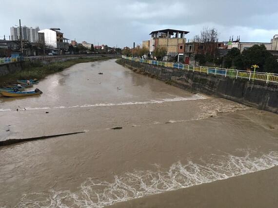 رودخانه هراز سرخ رود