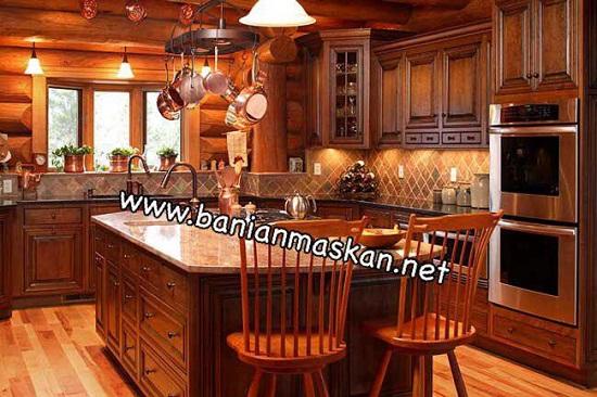 طراحی آشپزخانه در هنگام ساخت ویلا